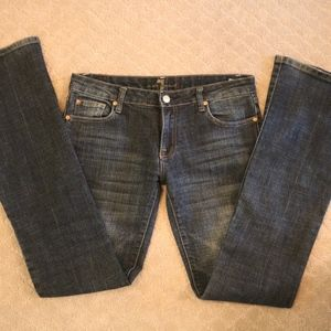7 for all mankind jeans for women size 31 casual